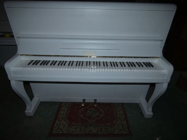 pianino białe CALISIA transport gwarancja strojenie