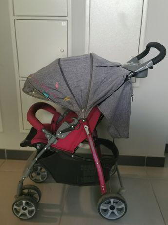 Spacerówka parasolka wózek dziecięcy baby design mini