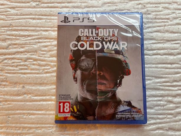 Call of Duty Black Ops Cold War / PS5 / Nowa / Sklep Gamebox / Wymiana