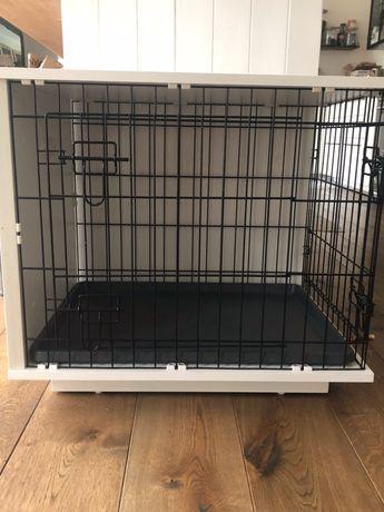 Szafka- klatka dla psa