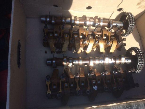 Головки на M112 Мотор Mercedes