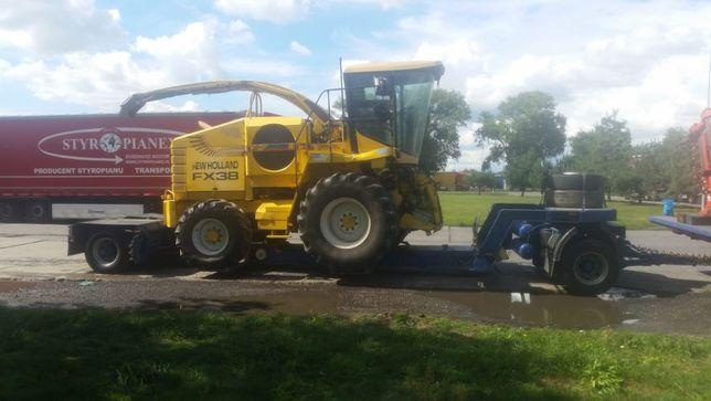 Transport Niskopodwoziowy Kombajnów ,maszyn rolniczych,budowlanych