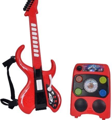 Гитара Simba Disco с усилителем