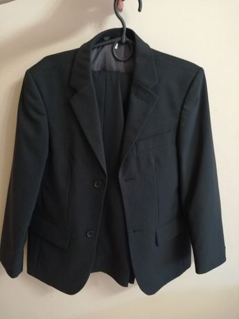 Школьный костюм на мальчика 128 школьная форма брюки и пиджак