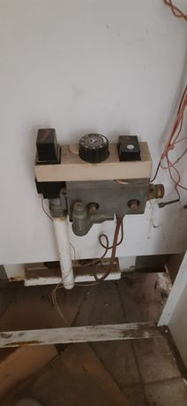 Котел газовый титан 22, отопление, автоматика.