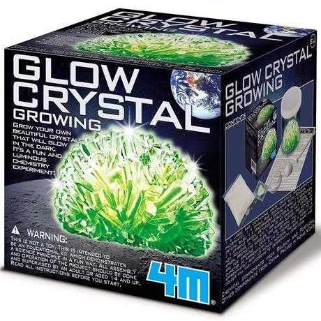 Набір для вирощування світних кристалів 4M