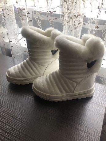 Зимові ботінки 28 розмір