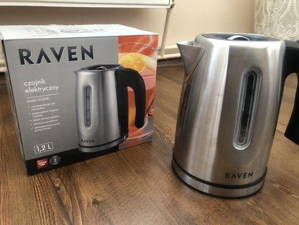 Электрочайник нержавеющий Raven EC008 чайник