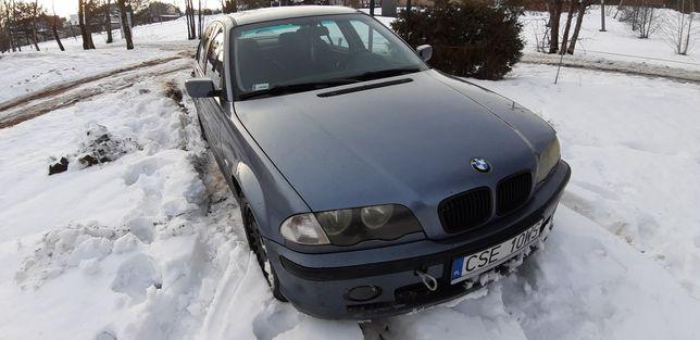 BMW e46 wszystkie części 2.0 D 136 km