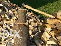 дрова твердих порід