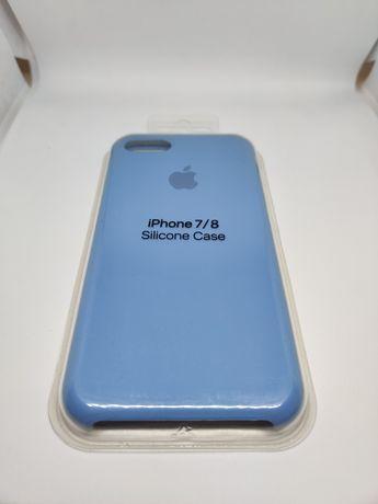 Capas de Silicone Apple iPhone 7/8/SE 2020