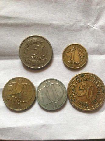 Продам монету 20 копеек 1962года