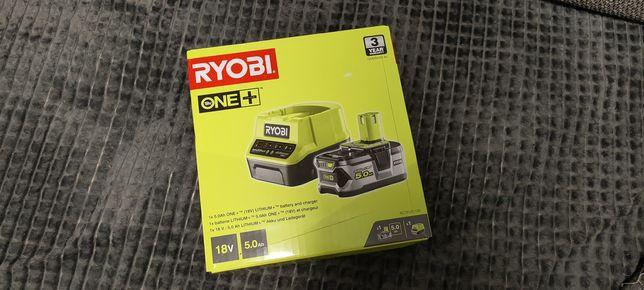 Bateria Ryobi R18L50 5AH + ladowarka
