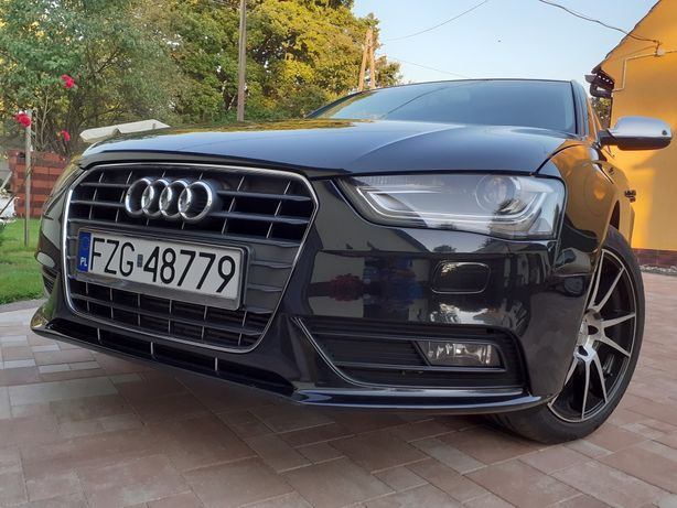 Audi a4 b8 lift bi xenon navi zadbany