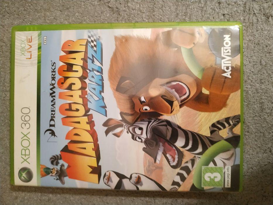 Madagascar kartz na Xbox 360 Szczecin - image 1