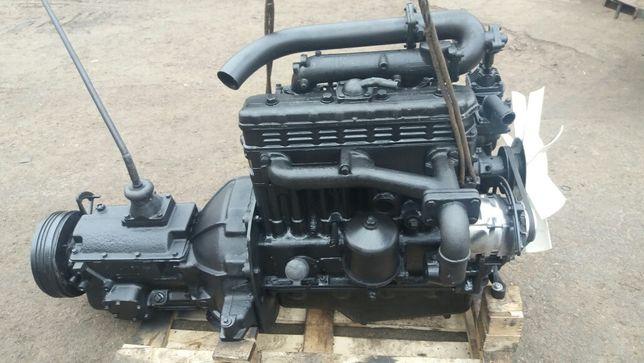 Двигатель мотор Д240 Д 245 ГАЗ ПАЗ ЗИЛ МАЗ