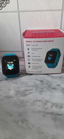 Smartwatch TCL Movetime MT40 Bezpieczeństwo dla dziecka