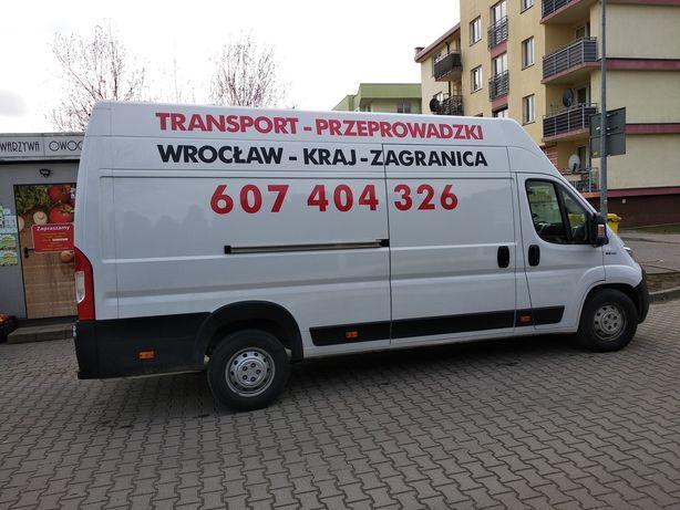 Transport od 50 zł, Przeprowadzki, Utylizacja