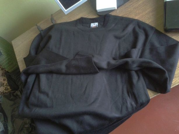 sweter nowa bluzka czarna
