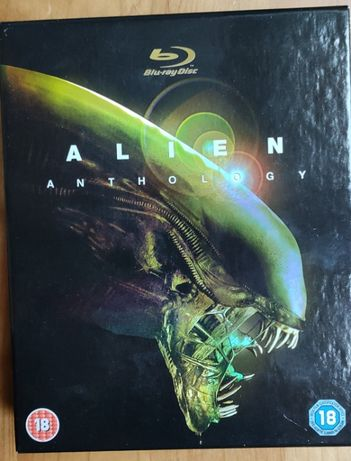 Alien Anthology 6 płyt bluray