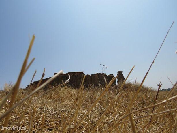 Terreno Rústico 5,9 ha com monte em ruinas e agua da EDIA