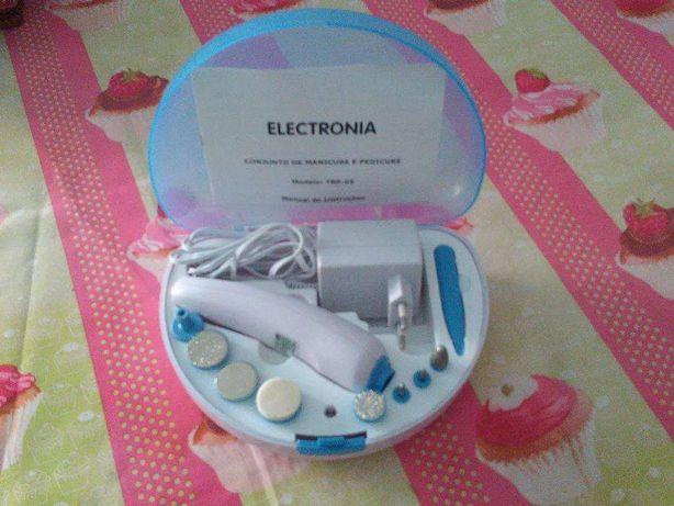 Kit de Manicure Electronia