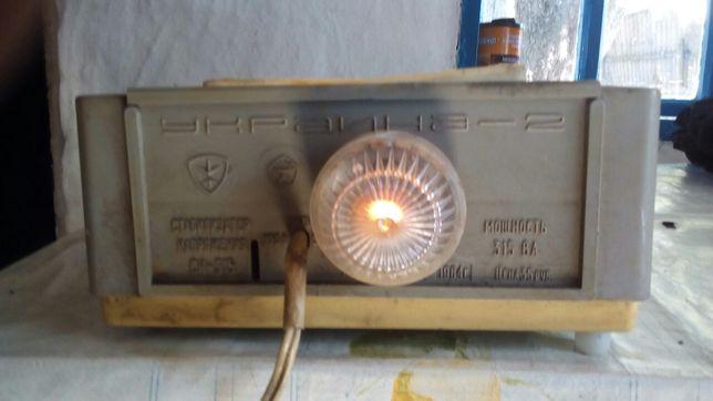 """Рабочий стабілізатор напруги """"Україна-2"""", мощность 315 ВА, 1984 рік"""