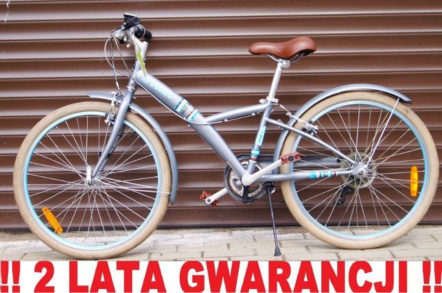 Rower 24' - B-TWIN POPLY - stan: bardzo dobry. + LICZNIK gratis!!