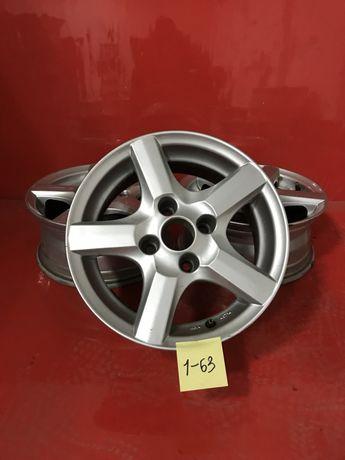 Легкосплавні диски R14 4x108 ET 16 Ford Fiesta Fusion Focus