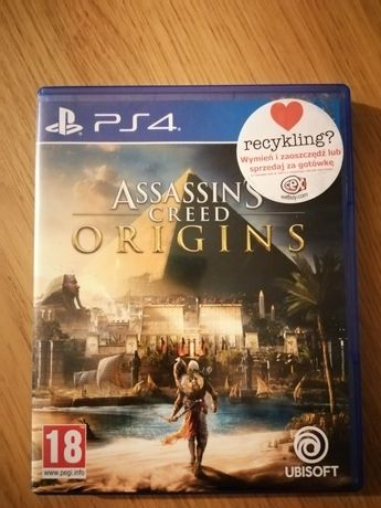 Assassin's Creed Orygins na PS4