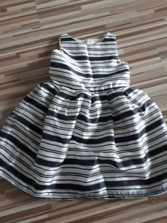 Sukienka z bolerkiem rozm 98