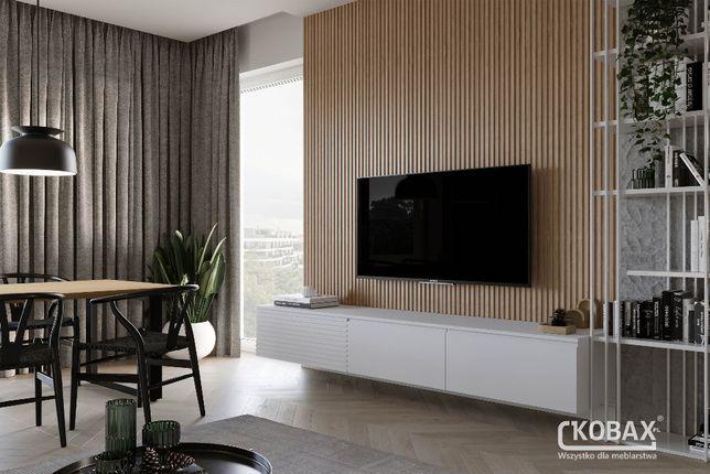 Panele dekoracyjne 3D MDF na ścianę, meble, drzwi