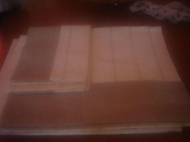 Jogo de cama NOVO 2,60x1,50 (algodão)