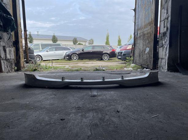 Dokladka AC schnitzer BMW E46 coupe przednia