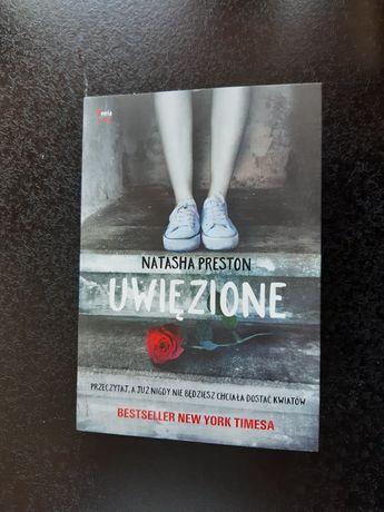 Książka Uwięzione, Natasha Preston