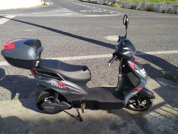 Scooter elétrica, Vortex goose two