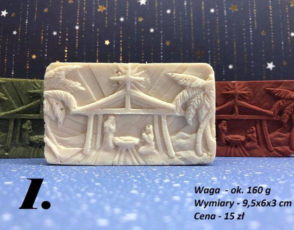 Naturalne mydła ręcznie robione na prezent gwiazdkowy