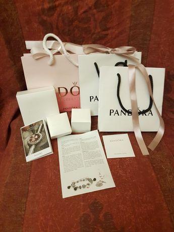 открытка, салфетка, пакетики, коробочки Рandora оригинал