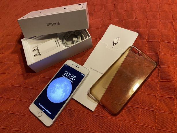 IPhone 8 Plus 64 Gb Silver - jak nowy !!!
