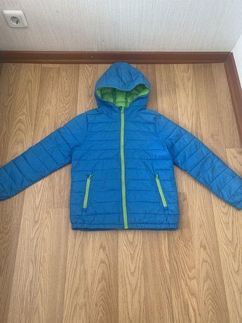 Куртка весенняя на мальчика,146 раз.Отличное состояние