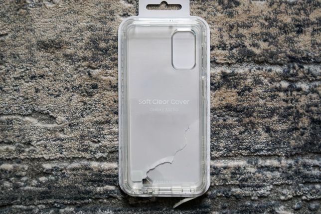 Samsung Galaxy A32 5G Soft Clear Cover EF-QA326TT (przeźroczysty)