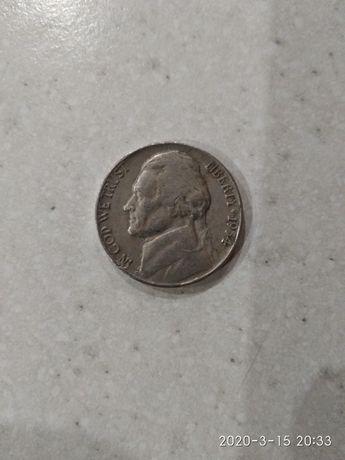 5 центів 1954