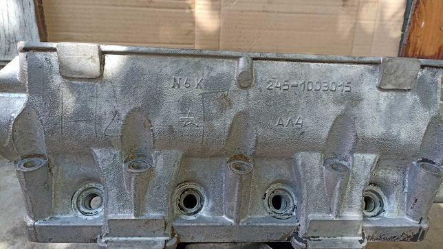 Головка блока циліндрів заз 1102