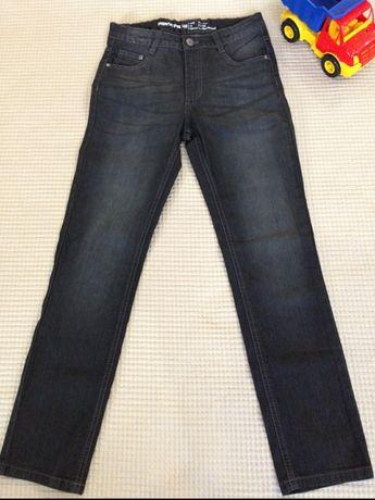 Новые джинсы на мальчика рост 146 см