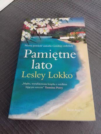 Książka Pamiętne Lato Lesley Lokko