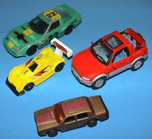 AUTO-MINIATURAS ( 4 ) - O Preço indicado é o total do lote.