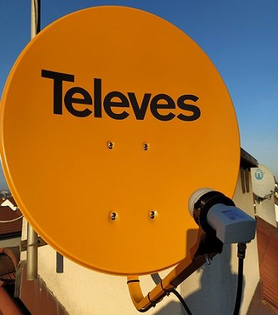Montaż i serwis anten satelitarnych i naziemnych dvb-t nc+ polsat