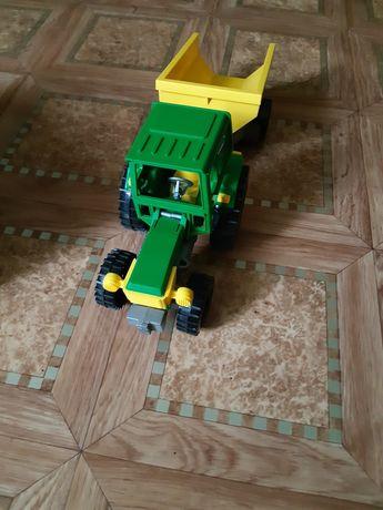 Новый классный трактор Польша