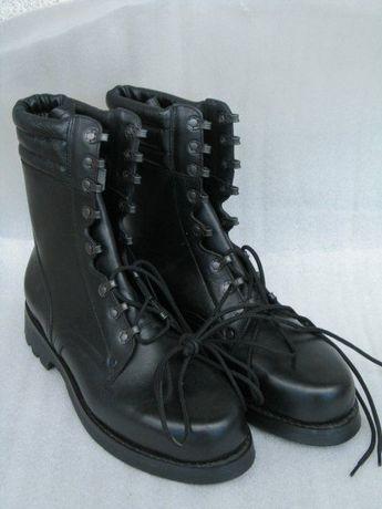 Buty wojskowe taktyczne desanty skoczki skóra nowe 38-46