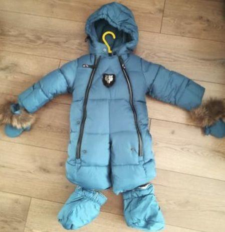 Зимово-осінній комбінезон дитячий, курточка, комбинезон детский